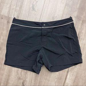 Patagonia black board shorts